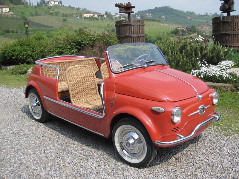 Fiat 500 jolly
